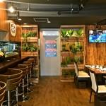 フラットバックカフェ - 内観写真