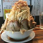 ラーメンつけ麺 笑福 - 豚味噌ラーメン