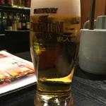 禅 - 生ビール