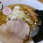 麺家 神明 - 塩ラーメン