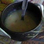 RAJU - ランチのスープ