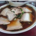 ラーメン大吉 - チャーシュー麺