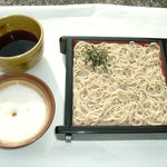 櫻蕎麦 河内庵 - 料理写真:とろろそば \1200