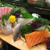 寿司一 - 料理写真:刺し盛りーーー!!