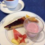 レストラン ストックホルム - スモーガスボードランチ(¥3,000) デザート