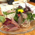 寿司一 - 鯖のお刺身!!