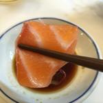 寿司一 - サーモン♪