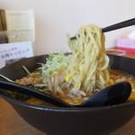 らーめん 華山 - 麺リフト