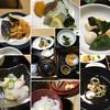 高野山 別格本山 遍照光院 - 料理写真:精進料理の晩御飯@遍照光院 高野山の宿坊だょ(^_^)。ひとつひとつが美味しい!で、お腹いっぱい!