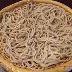 石臼びき手打そば 悠庵 - 蕎麦