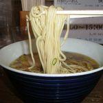 らーめん 三福 - 麺