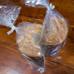 54544424 - シフォンケーキはどのお味もハーフで500円。