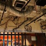 エリックサウス - 店内天井