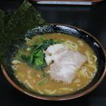 横浜家系ラーメン 大天空丸 - 並ラーメン650円