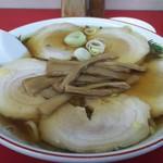 岡崎麺 - チャーシュウ麺