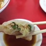 岡崎麺 - 餃子