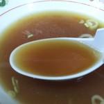 岡崎麺 - スープ