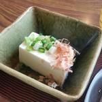 とらや食堂 - 定食の小鉢