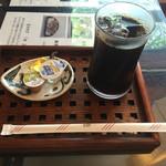 竹林 - レディース御膳のコーヒー
