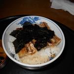 54548941 - 穴子丼