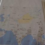 香膳 - 地図1