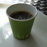 ウエイブパン工房 - アイスコーヒー(セルフサービス)