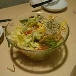 厨ぼうず - サラダ。
