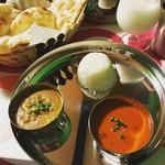 インド・ネパールカレーレストラン シワニ - Bセット