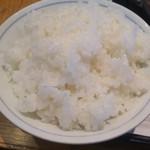 うかい亭 一花 - ご飯【料理】