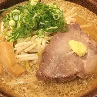 炙り味噌らーめん 麺匠 真武咲弥 堂谷商店 - 炙り味噌ラーメン