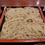 竹葉庵 - 蕎麦は良いです!