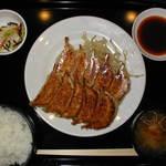 54551980 - 餃子定食 980円