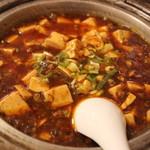 東海楼 - 麻婆豆腐