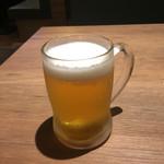 ダイニング 24 羽田食堂 - 生ビール