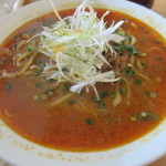54555077 - [ランチ]担々麺+2辛