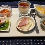 フランス厨房 旬彩 - 前菜