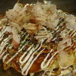 福美味 - 料理写真:ふわうま生地に特製太麺をON!