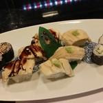54556778 - イチオシ穴子寿司