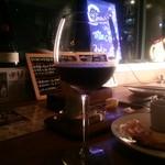 マルタニ - 赤ワイン ピンぼけ…