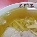 54558184 - 清湯ながらも奥深さがあるスープで印象的でした!