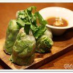 54558773 - 海老とたっぷり野菜の生春巻