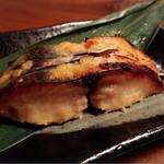 飯場 ぺこり - 鰆の西京焼き✩