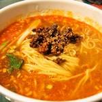 しゃんらん - 四川担々麺 炒飯セット(四川担々麺)