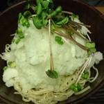 54559812 - 鬼おろし蕎麦