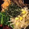 炭火焼肉 七輪 - 料理写真:ビビンバ