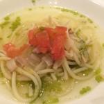 エトワール - スープスパゲティ