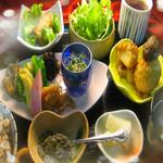 健康食工房 たかの - バランスの良い自然食:マクロビオテイック:穀物菜食:玄米菜食のセット http://kirameki-takano.com/