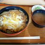 あけぼの食堂 - 親子丼