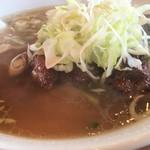 麺味 - パイコーメン950円