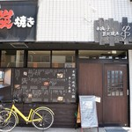 串ひら - 東加古川駅から南へ徒歩4分、R2との交差点の1本北の道を東へ入ってすぐにある串かつ居酒屋さんです